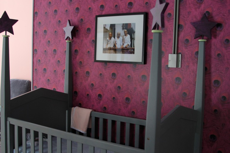 Nursery Peek Art