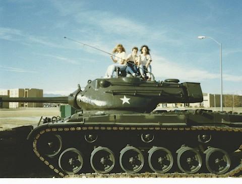 Fort Carson, Colorado 1989