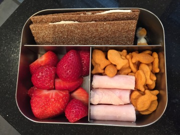 Kindergartner's Lunch
